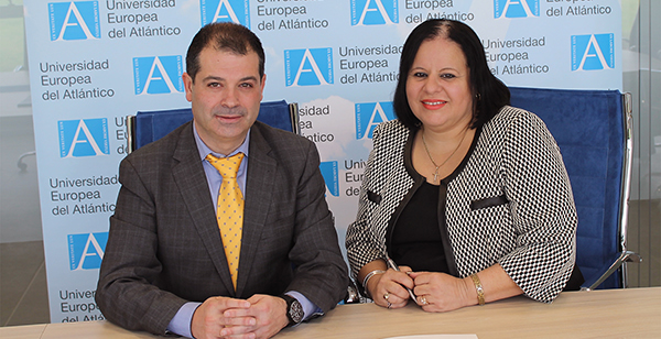 UNEATLANTICO signs a cooperation agreement with International Ibero-American University of Puerto Rico
