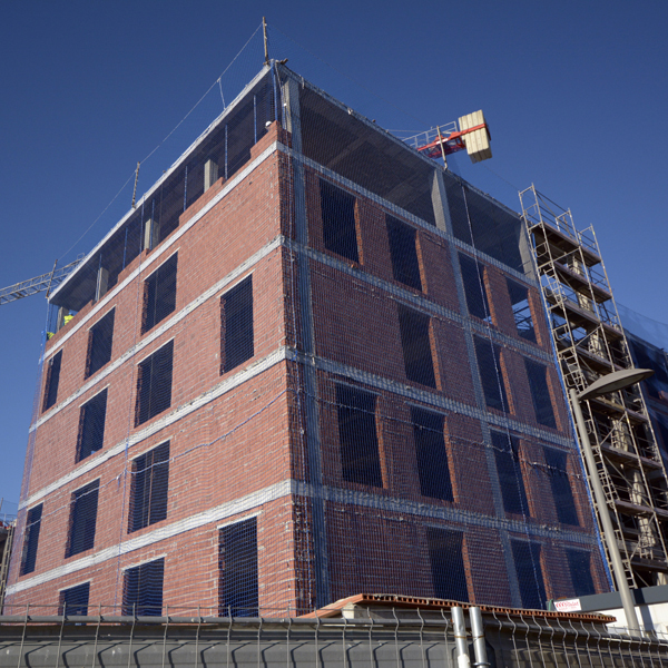 UNEATLANTICO student residence will be finished on September 2017