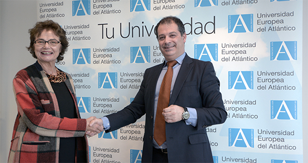 UNEATLANTICO and FUNIBER signed an agreement with the Spanish Committee for UNICEF