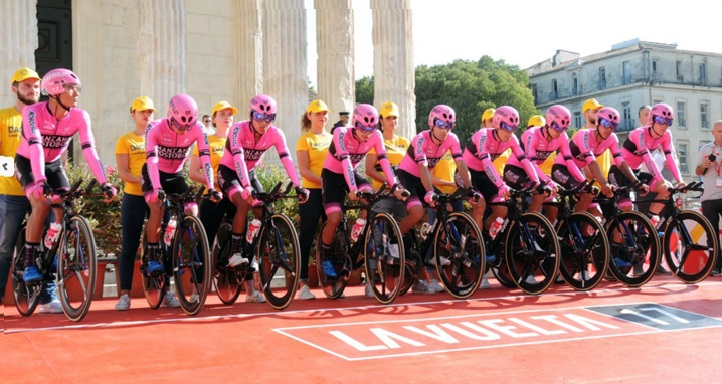 UNEATLANTICO will be the headquarters for the Colombian cycling team Manzana Postobón during its European tour