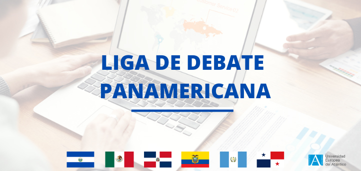 The First Pan-American Pre-University Level Debate League begins in virtual format with the participation of schools from six countries