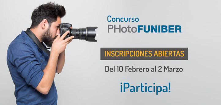 The 3rd edition of the PHotoFUNIBER'21 International Photography Contest organized in collaboration with UNEATLANTICO begins