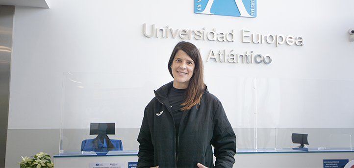 Olympic medalist and professor at UNEATLANTICO, Ruth Beitia, comments on women's role in the field of sports