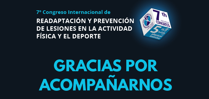 The International Congress on Rehabilitation and Injury Prevention organized by UNEATLANTICO comes to an end