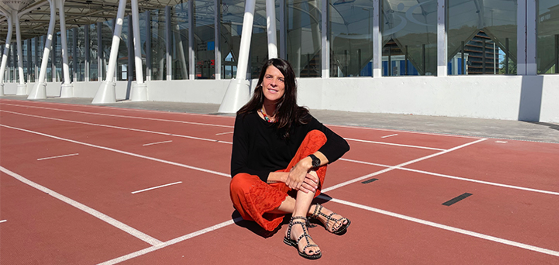 UNEATLANTICO teacher and Olympic medalist, Ruth Beitia, will provide coverage at the Tokyo Olympic Games